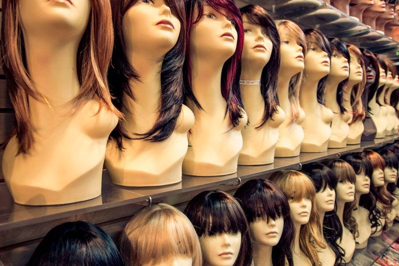 Tipo de peluca oncológica