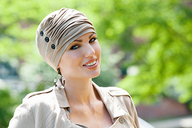 Turbantes oncológicos en Madrid