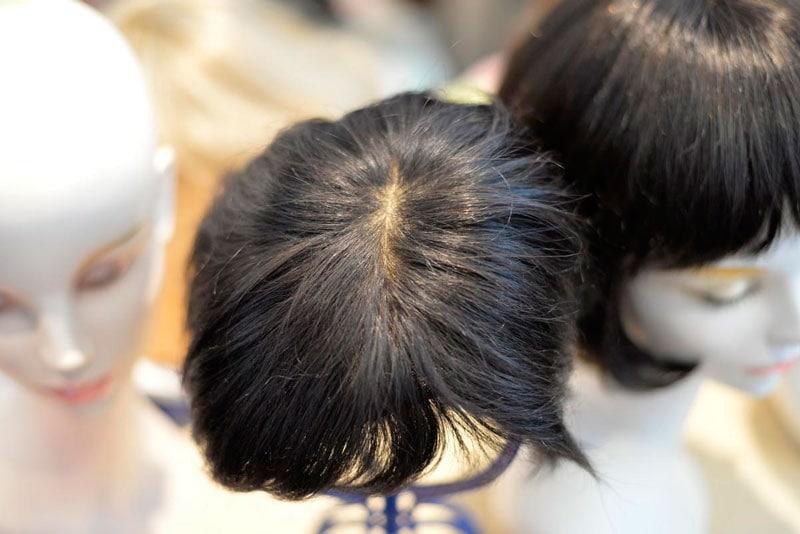adquirir una peluca oncológica