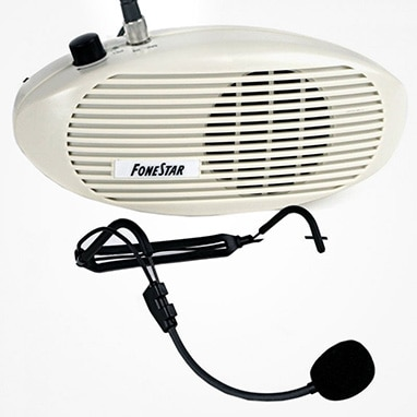 Amplificador de voz Fonestar