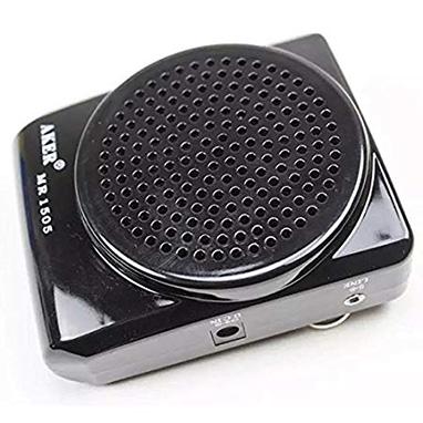 Amplificador de voz traqueotomía