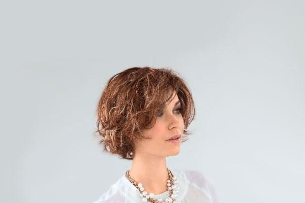 comprar pelucas de cabello sintético