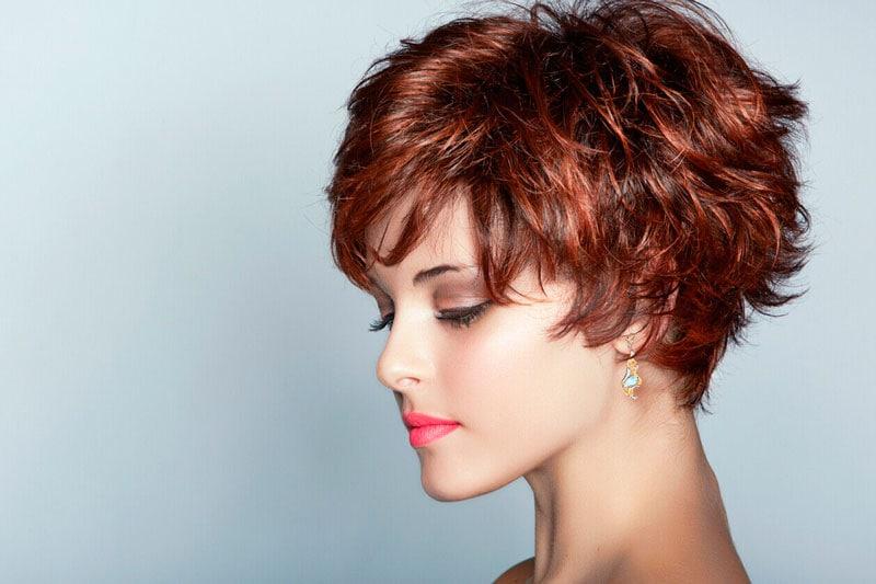 cuidar una peluca de cabello natural