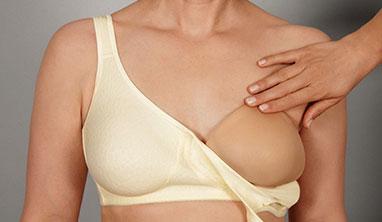 Prótesis para mastectomía en Madrid