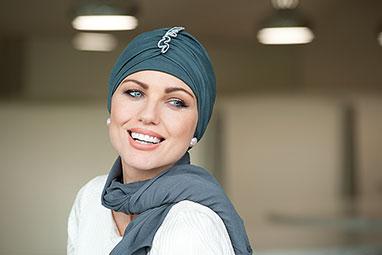 turbante oncológico